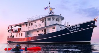 MV Giamani - Crociera in Thailandia