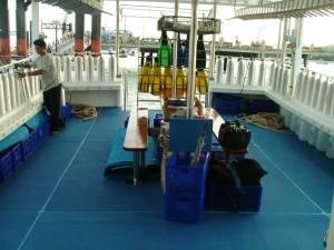 MV South Siam IV - Dive Deck