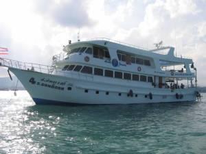 MV South Siam IV - Similan Island Liveaboard
