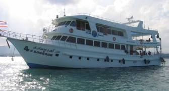MV South Siam IV - Similan Island Liveaboard