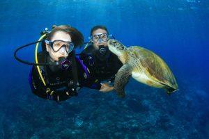 Scuba Diving is Fun - RAID Open Water 20