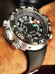 Scuba Diving Watches - Citizen Pro Master