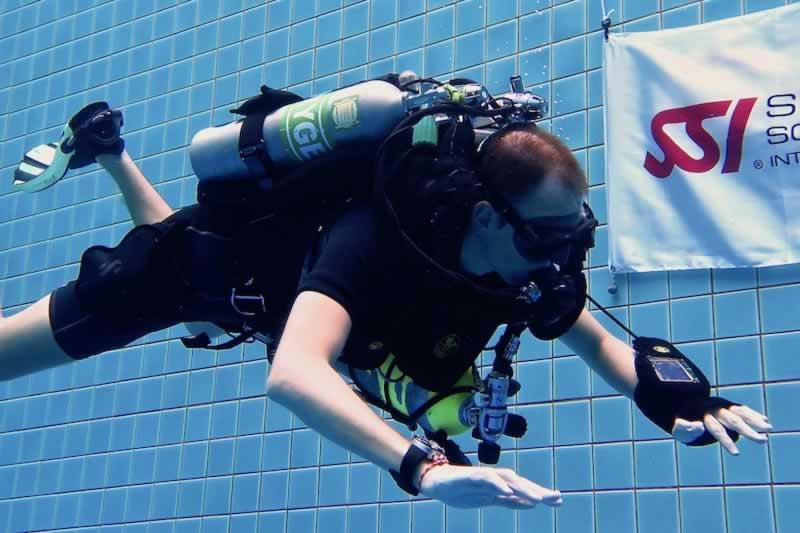 Rebreather Training Thailand