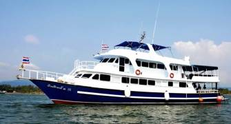 MV Andaman Triton - Thailand Liveaboard