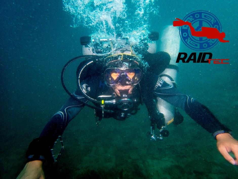 RAID Deco 50 Course
