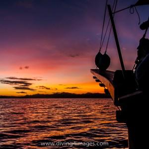 Raja Ampat Sunset