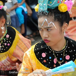 Bandanese ceremony