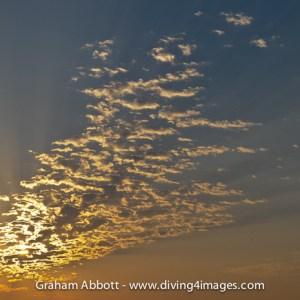 Sunrise on Flores