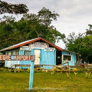 Seghe airport