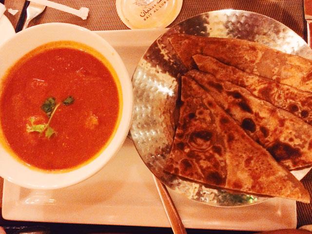 Dinner im Bait Al Luban in Muskat