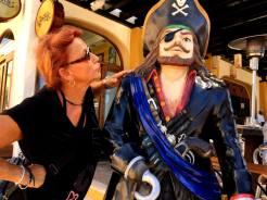 so ein Fescher Pirat