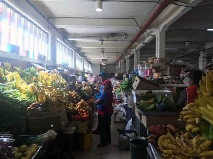 Mercado 10 de Agosto in Cuenca