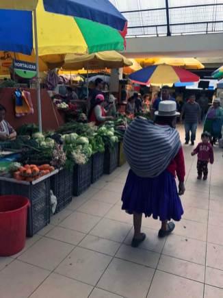 Mercado 10 de Agosto - Cuenca Food Market