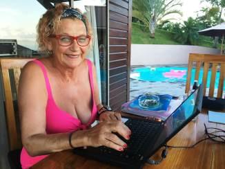 Ilse am Bloggen