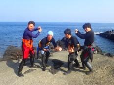 ダイビングリコモ伊豆大島