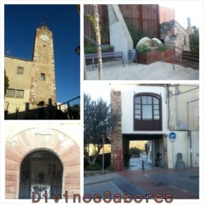 Centro histórico de Olesa de Montserrat