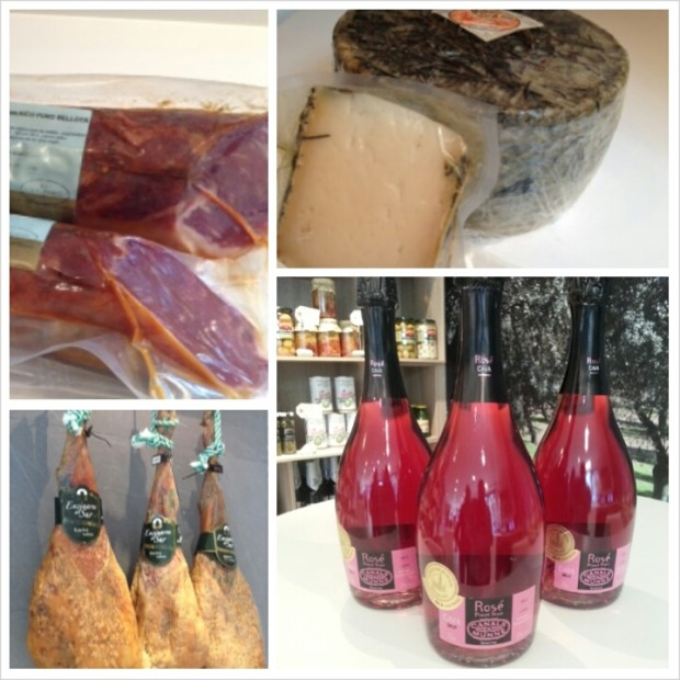 Productos gourmets
