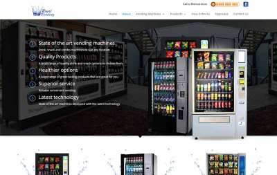 Royal Vending Machine