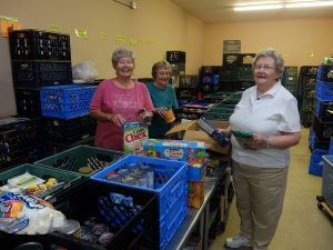 Maltby Food Bank Volunteers