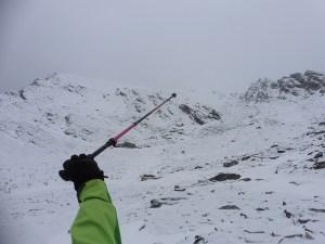 Cima Roudel 2993 m