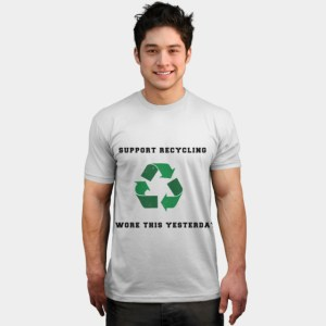 Support Recycling