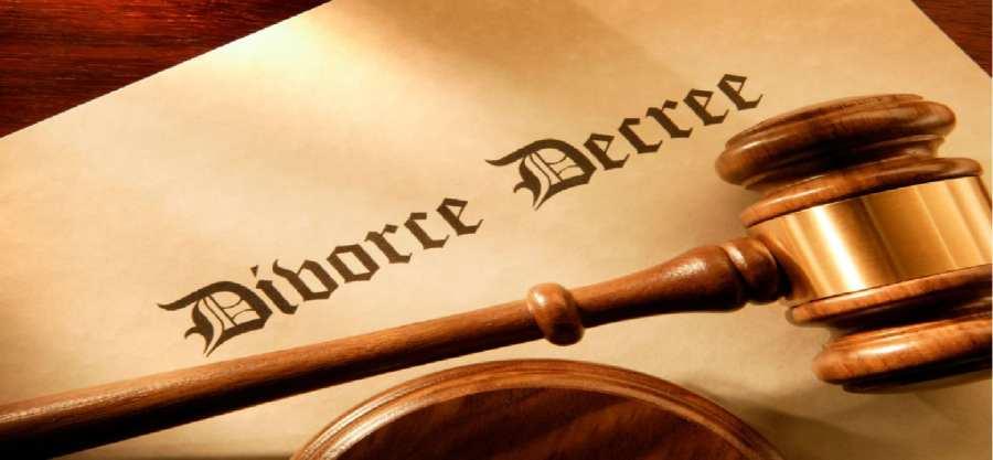 divorce decree process
