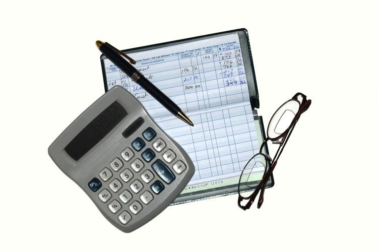 Organize your finances divorce