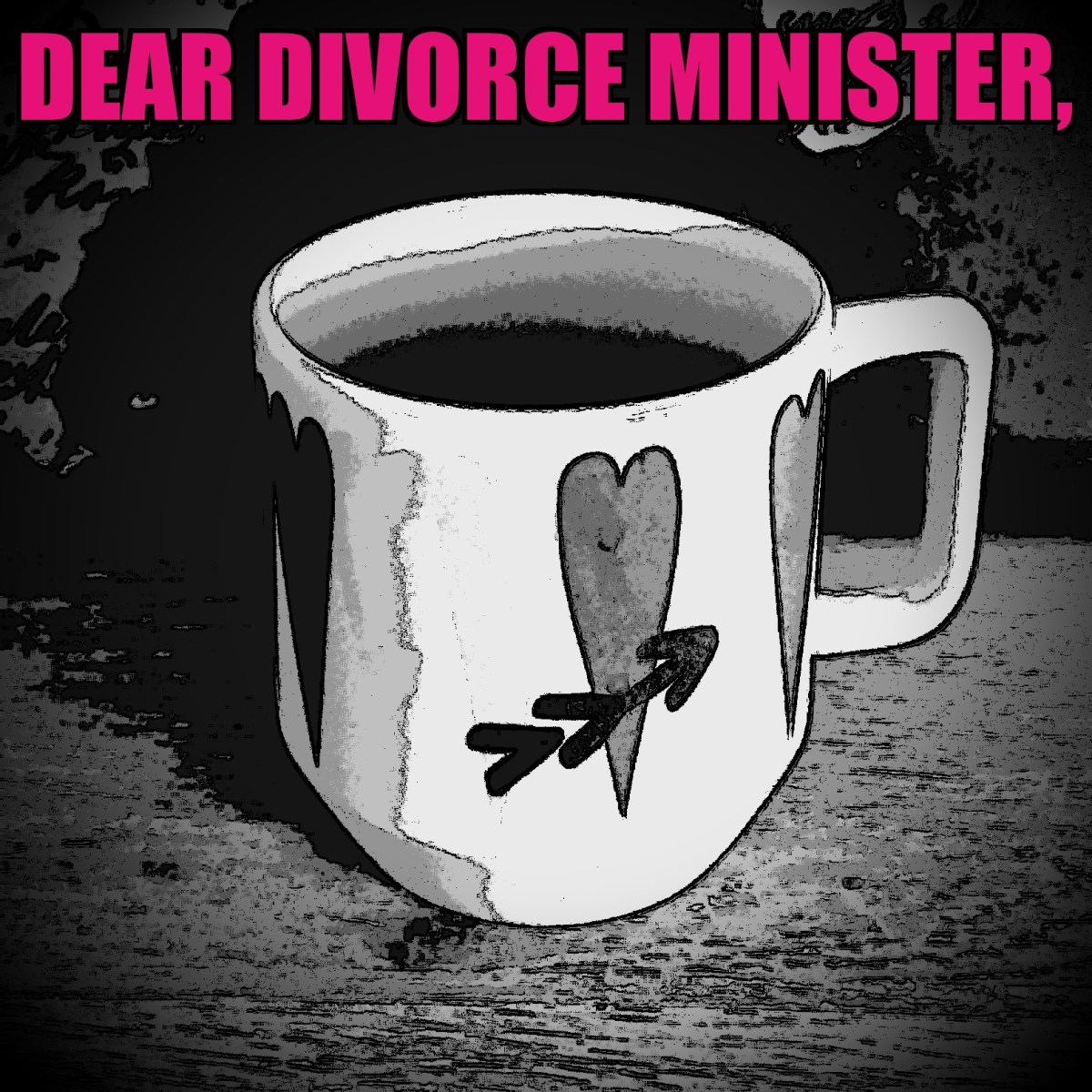 Dear Divorce Minister, Why are Christians so bad at responding to adultery?