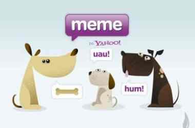 Meme: Yahoo tem seu próprio Twitter, o microblogging