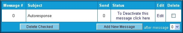 Freeautobot janela message control window lists list lista listas