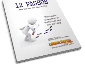 12 Passos Para Divulgar Seu Site ou Blog – Ebook Grátis