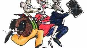 corrida ratos ijumper