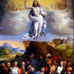 Resultado de imagen para imagenes ascensión de jesus