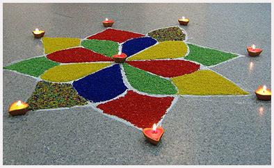 Diwali Rangoli Design