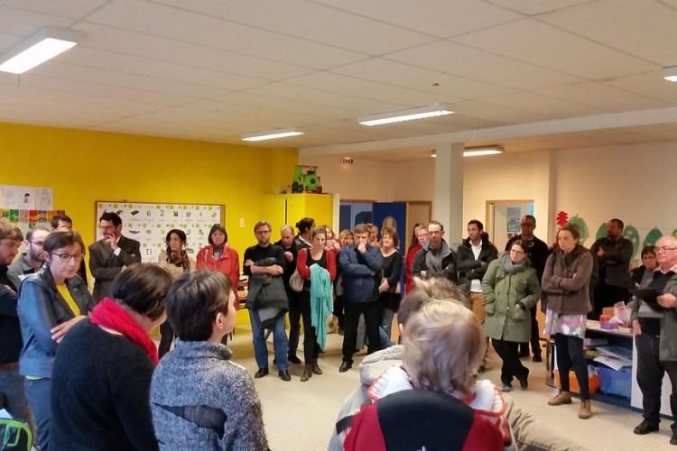 Inauguration école Diwan Saint-Herblain 1