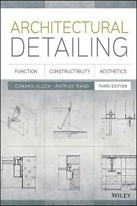التفاصيل المعمارية - Architectural Detailing