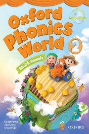 Oxford phonics world - part 2