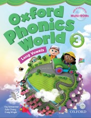 Oxford phonics world - part 3
