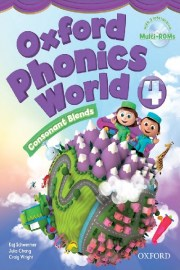 Oxford phonics world - part 4