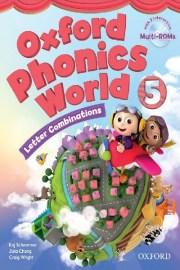 Oxford phonics world - part 5