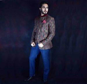 bandhgala suit for men