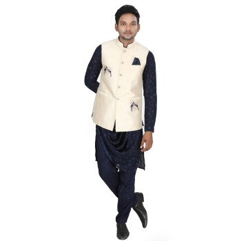 designer kurta pyjama for men