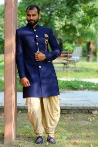 latest menswear indowestern