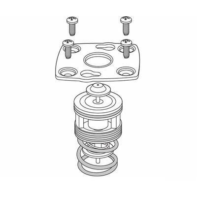 Repair Kit, 2-Way Zone Valve, 3/4