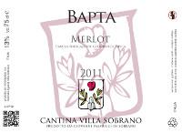Bapta 2011, Villa Sobrano (Italy)