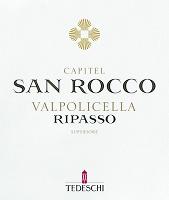 Valpolicella Superiore Ripasso Capitel San Rocco 2015
