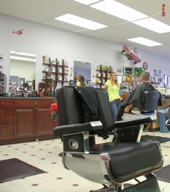 Jt S Barber Shop