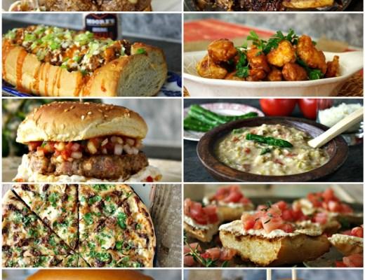 Dixie Chik Cooks Top 10 Recipes