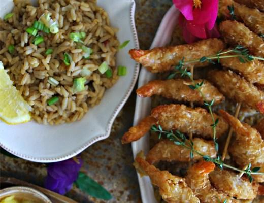 Easy Jambalaya Shrimp