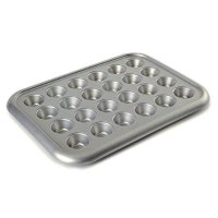 Norpro 3874 Nonstick More-Than-a-Muffin-Pan, Mini, Grey | Dixie Chik Cooks